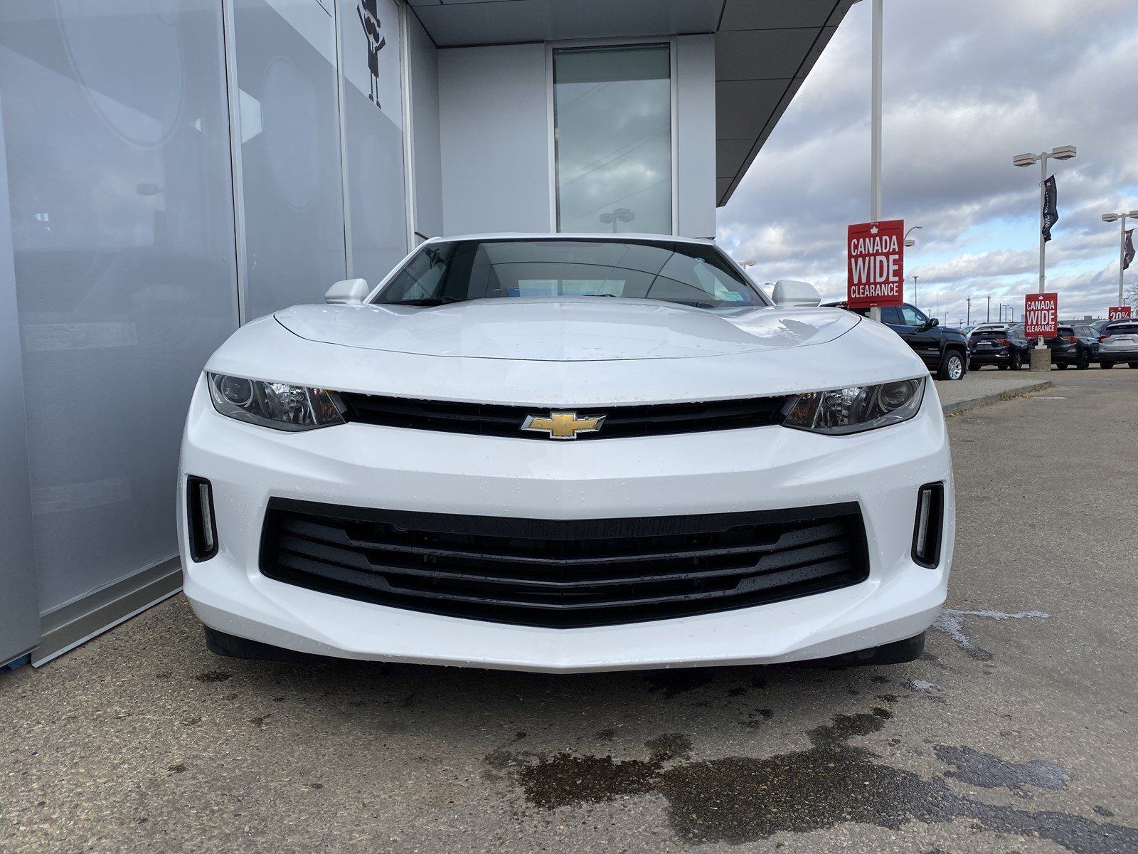 Certified Pre-Owned 2018 Chevrolet Camaro CLEARANCE SPECIAL TRIP FOR TWO TO VEGAS INCL.