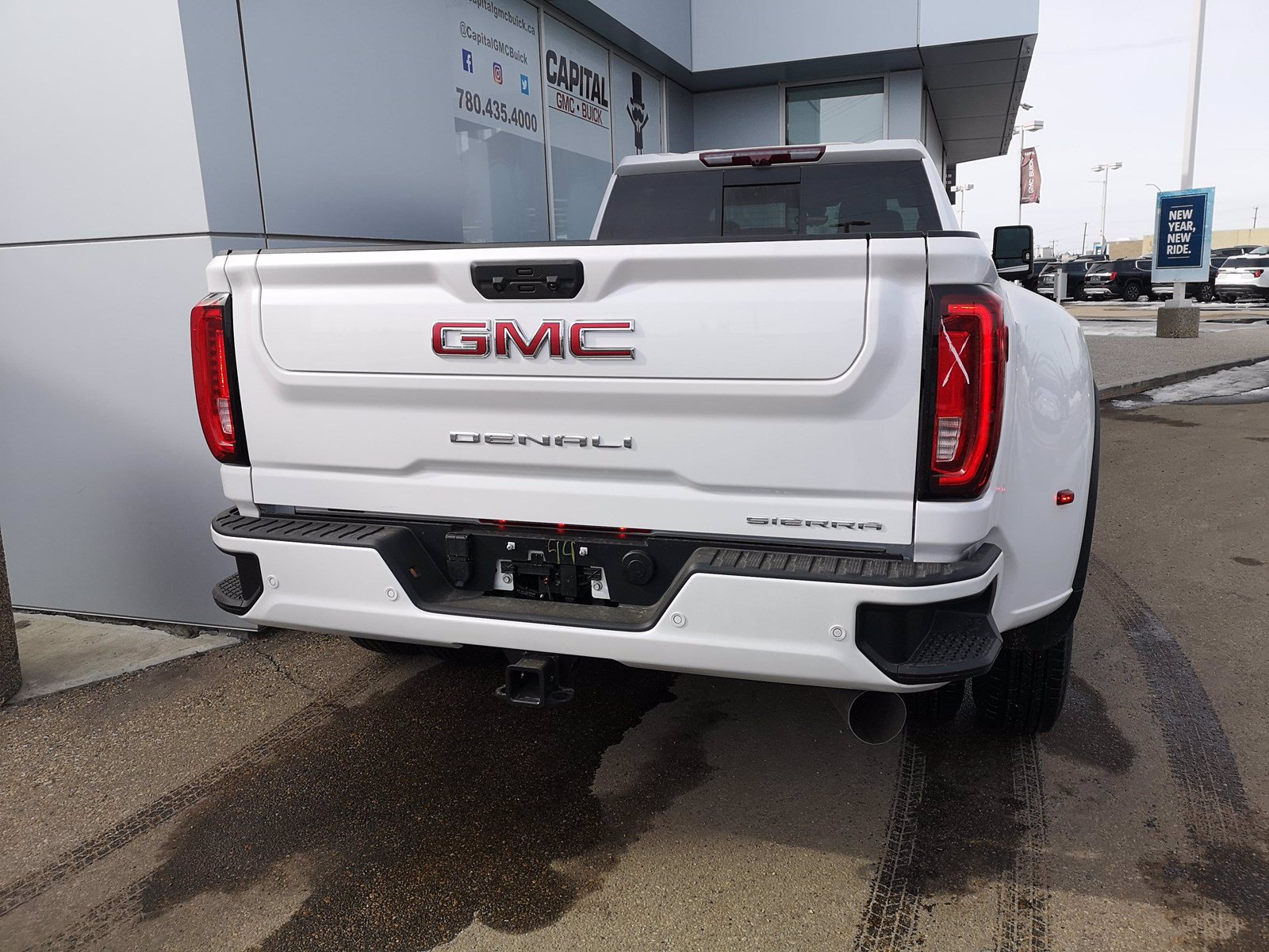 New 2020 GMC Sierra 3500HD Crew Cab Denali