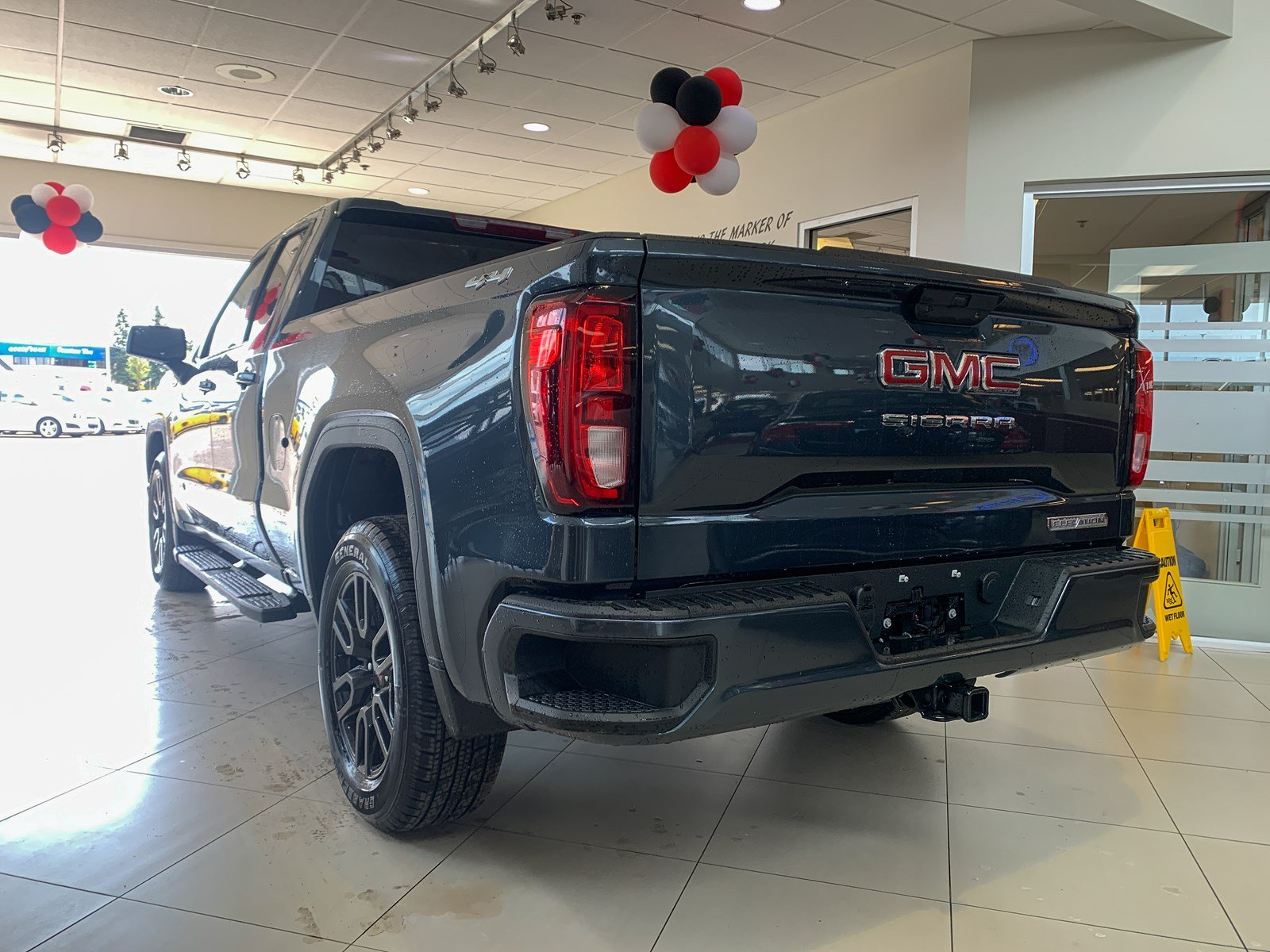 New 2019 GMC Sierra 1500 Double Cab Elevation