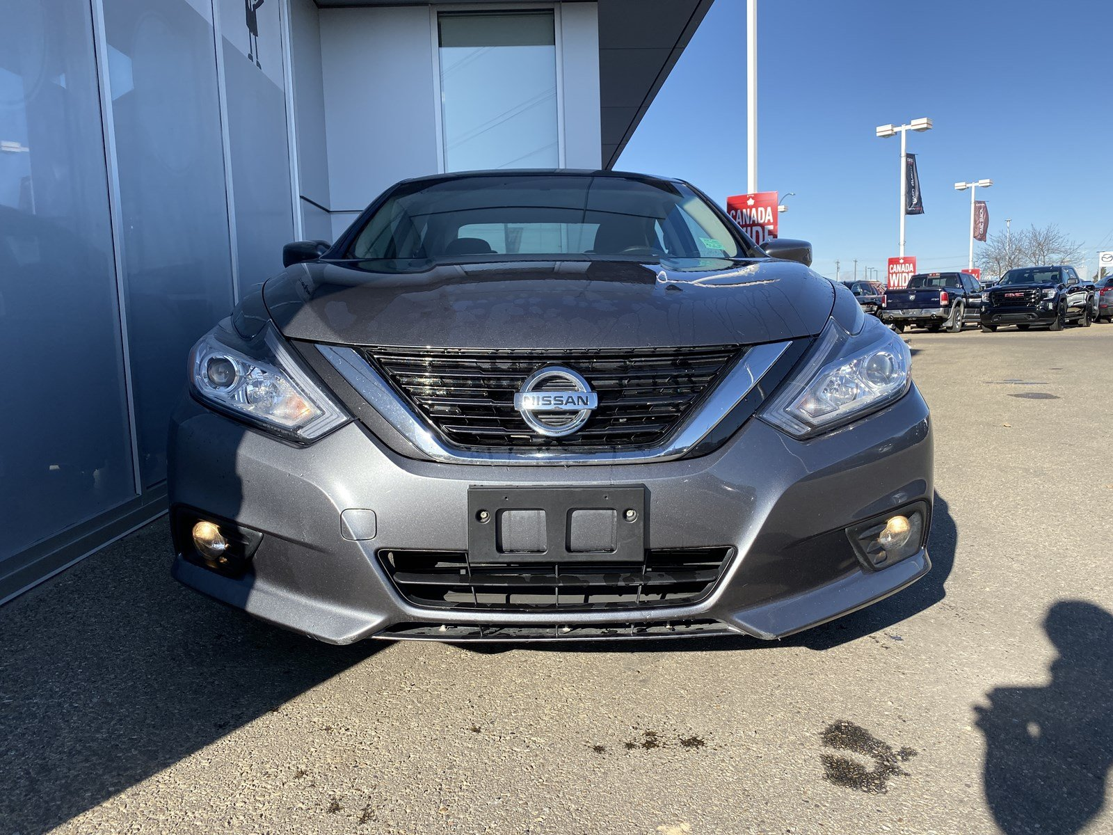 Pre-Owned 2018 Nissan Altima 2.5 SV REMOTE START HEATED STEERING SUNROOF