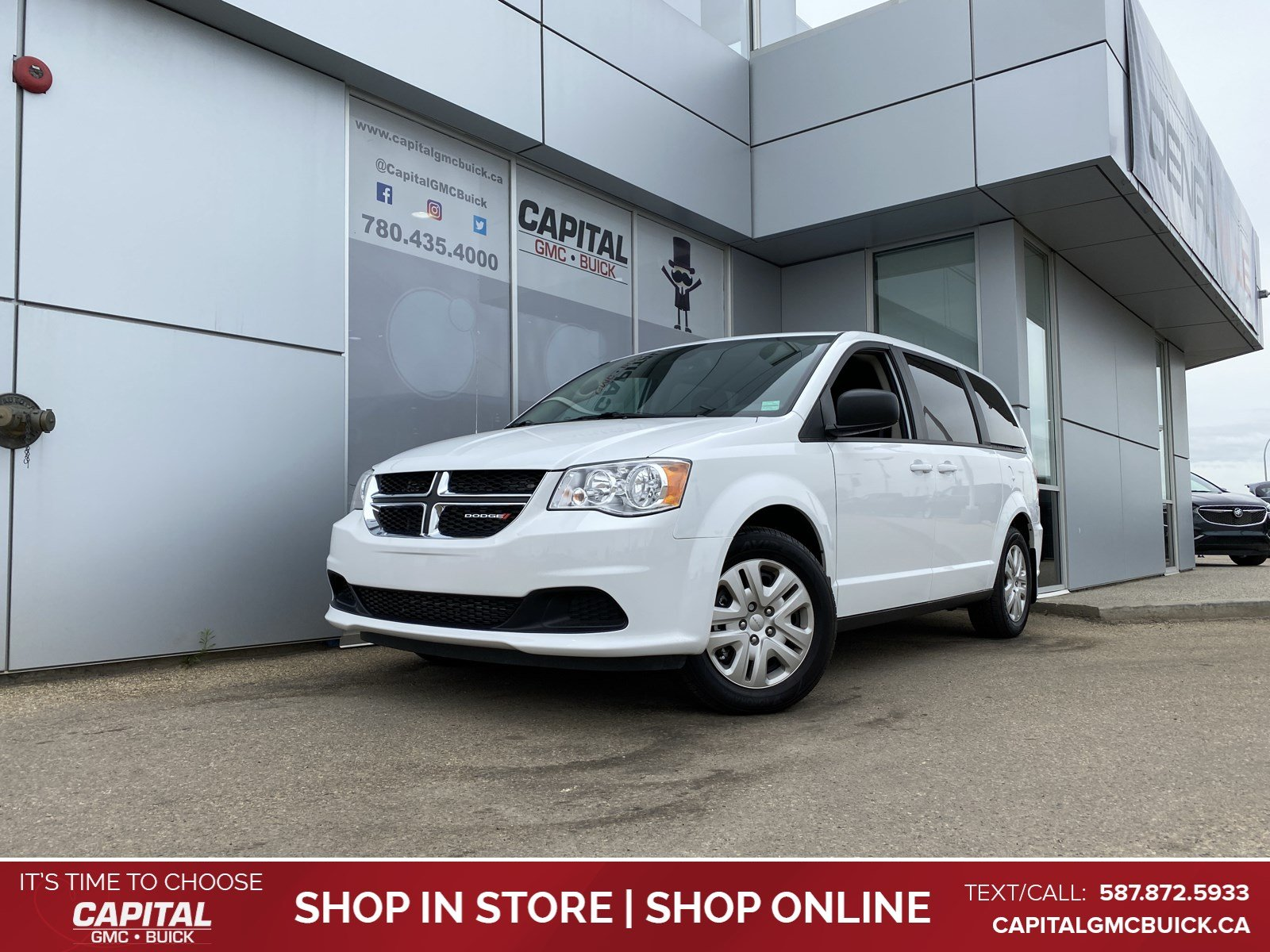 Certified Pre-Owned 2019 Dodge Grand Caravan SXT BACKUP CAM STOW N GO TRI-ZONE AC