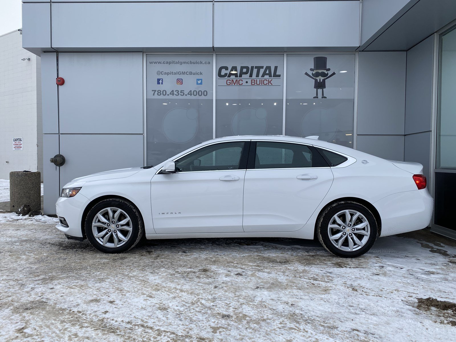 Certified Pre-Owned 2018 Chevrolet Impala LT LEATHER REMOTE START $55/WEEK PLUS GST