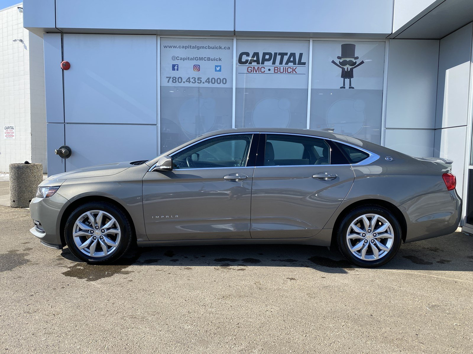 Certified Pre-Owned 2019 Chevrolet Impala LT SUNROOF HEATED SEATS & STEERING REMOTE START