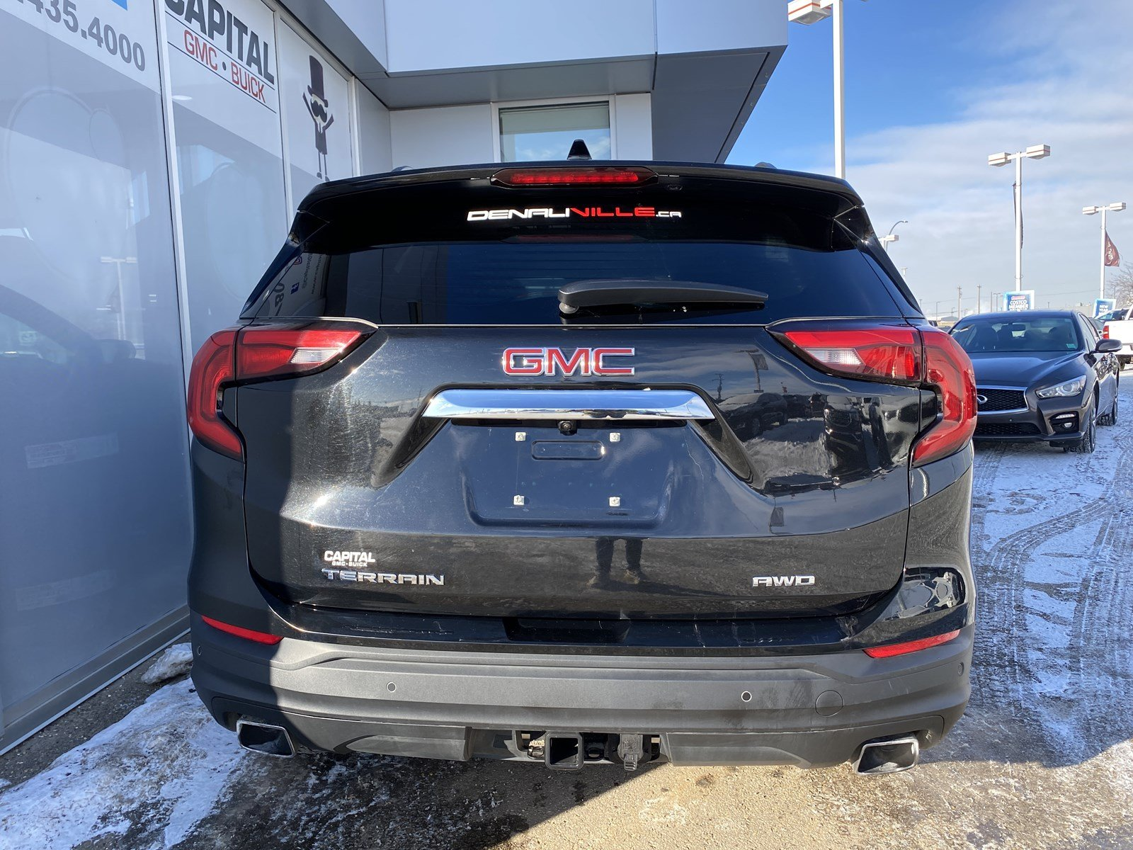Certified Pre-Owned 2019 GMC Terrain SLE AWD REMOTE START SUNROOF NAV