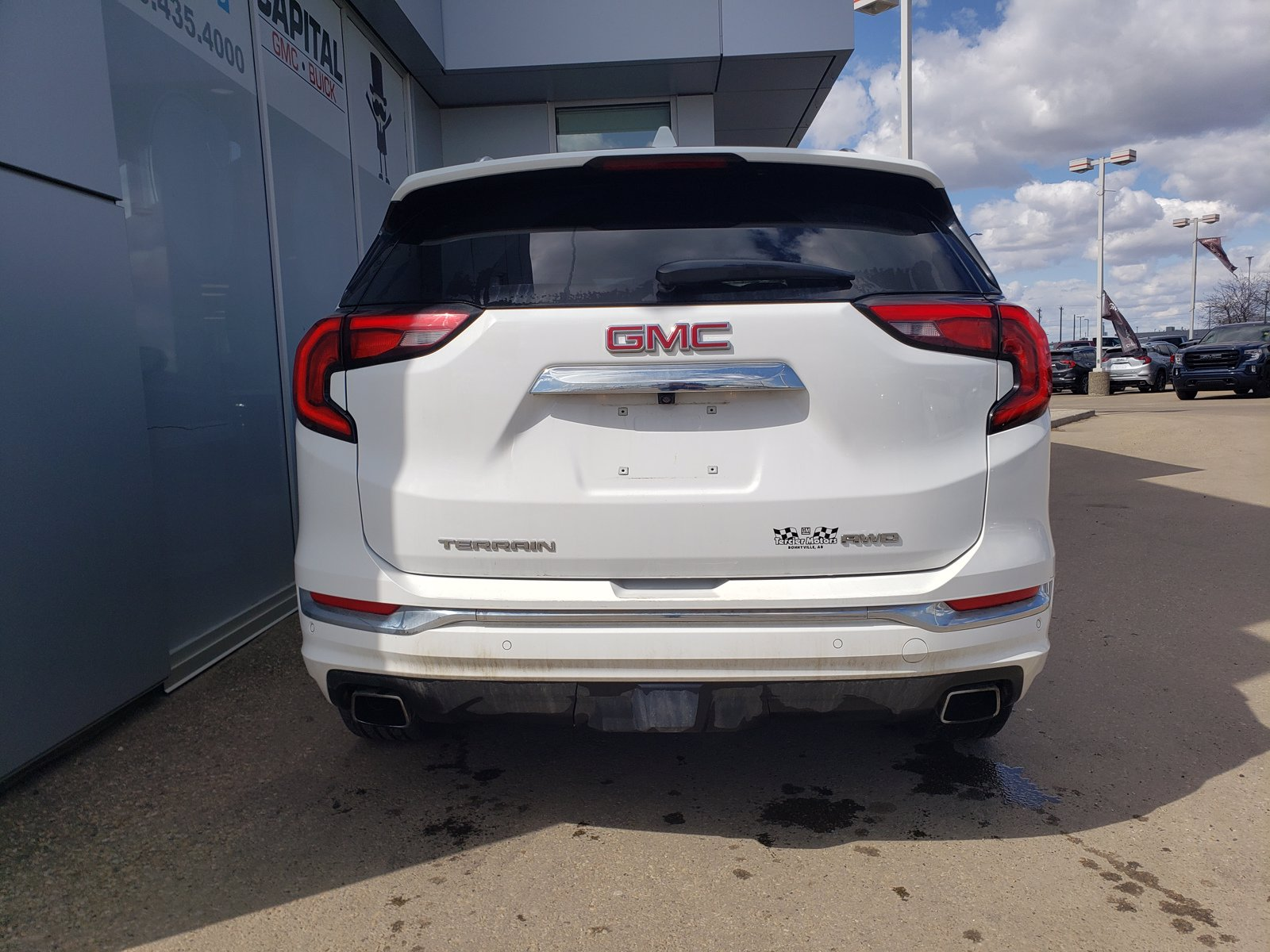 Certified Pre-Owned 2019 GMC Terrain Denali AWD TWO SETS OF WHEELS ADAPTIVE CRUISE SUNROOF