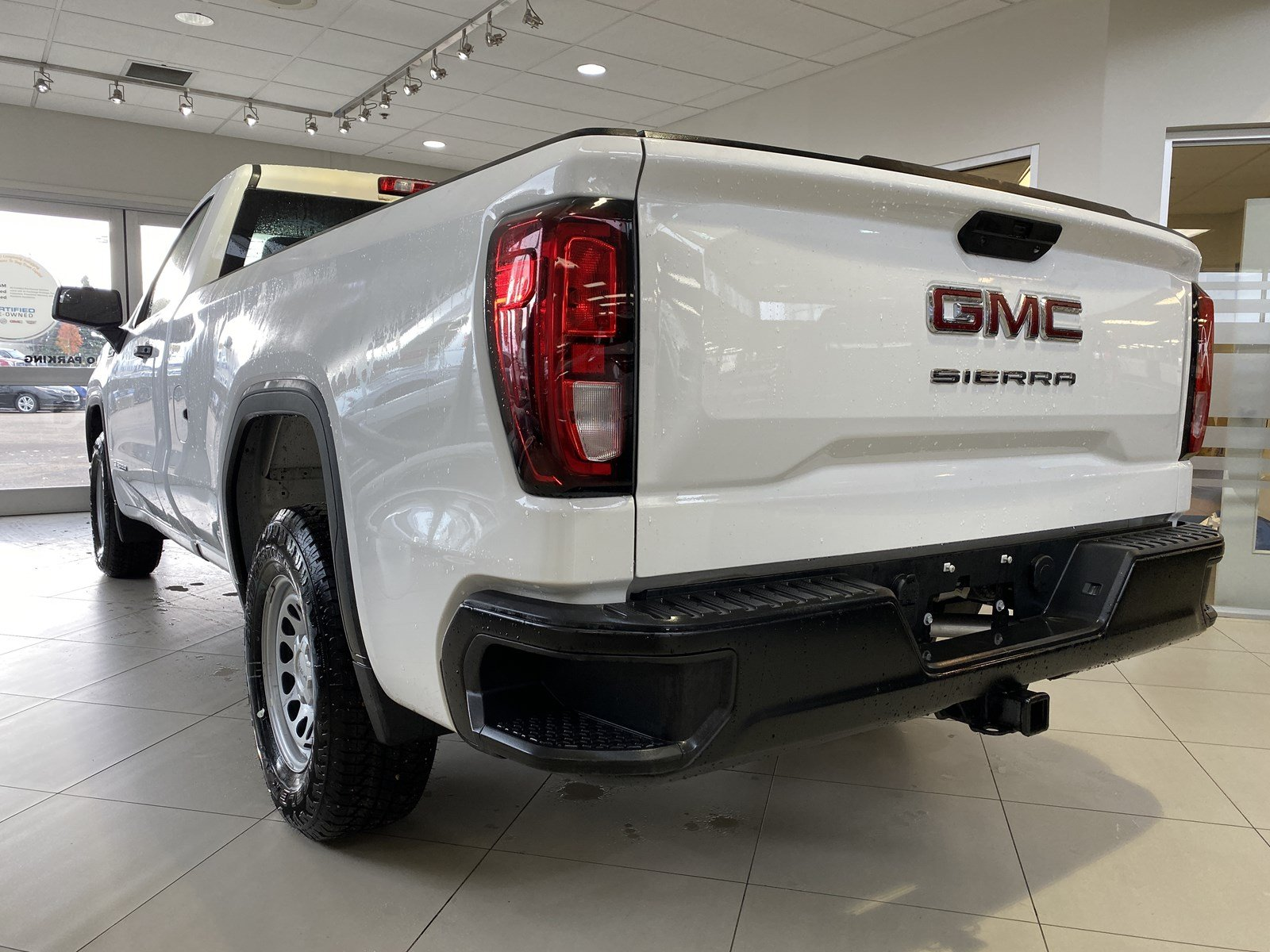 New 2019 GMC Sierra 1500 Regular Cab
