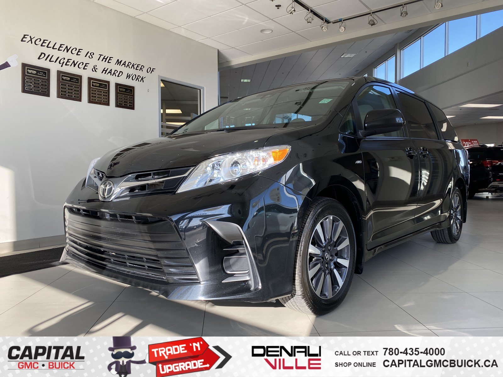 Certified Pre-Owned 2019 Toyota Sienna LE AWD POWER SLIDING DOORS HEATED SEATS