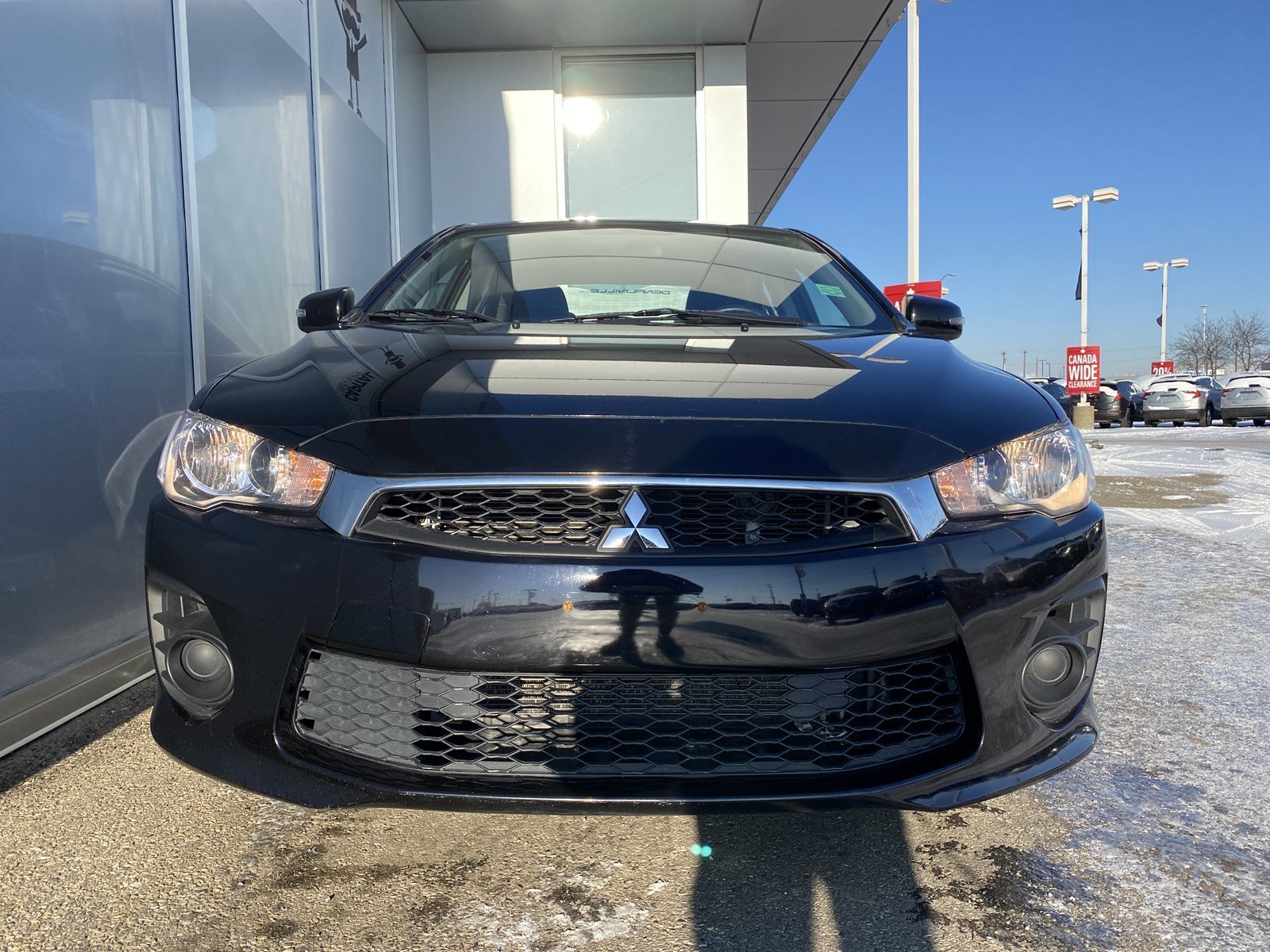 Certified Pre-Owned 2017 Mitsubishi Lancer ES HEATED SEATS BACKUP CAM $49 / WEEK PLUS GST