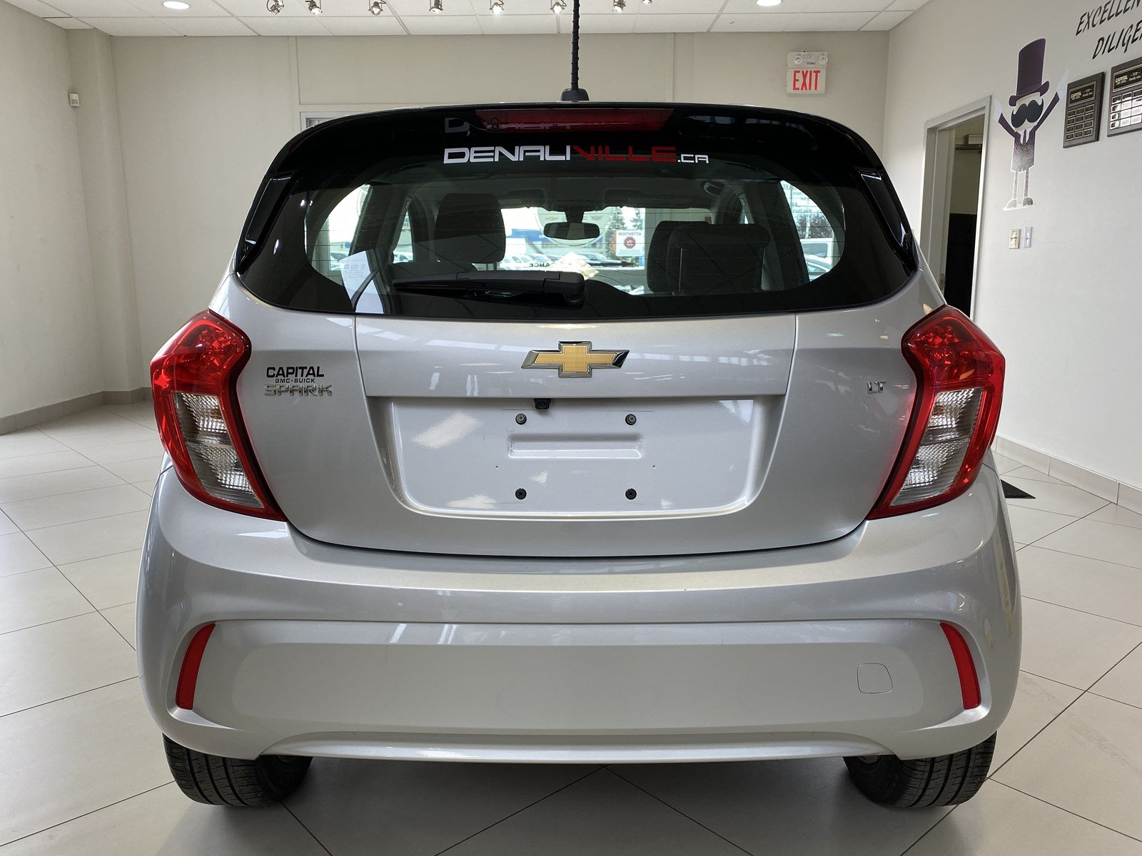 Certified Pre-Owned 2019 Chevrolet Spark LT CARPLAY BACKUP CAMERA AMAZING GAS MILEAGE