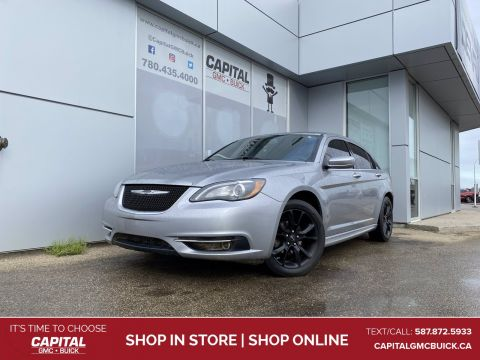2013 Chrysler 200 S SUNROOF NAV HEATED LEATHER REMOTE START