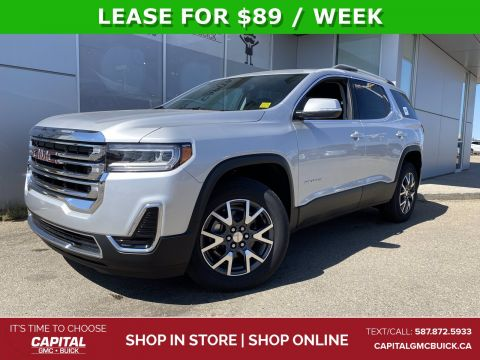New 2020 GMC Acadia SLE AWD
