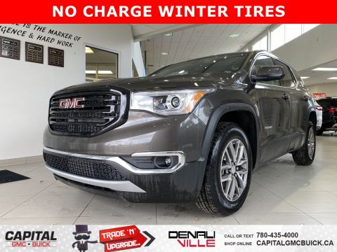 New 2019 GMC Acadia SLE-2 AWD