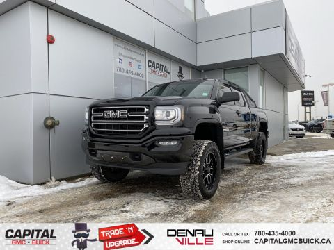 Certified Pre-Owned 2018 GMC Sierra 1500 Double Cab 4WD DBL CAB