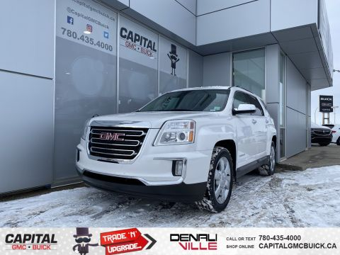 Certified Pre-Owned 2016 GMC Terrain SLT AWD HEATED LEATHER SUNROOF NAV REMOTE START