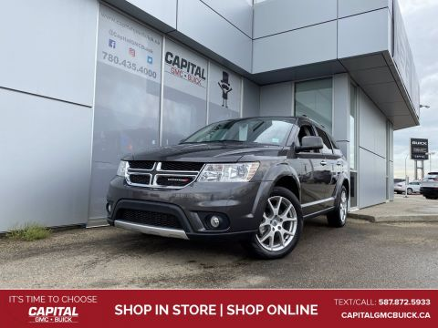 2019 Dodge Journey GT AWD 7 SEATER SUNROOF NAV REAR DVD