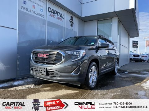 Certified Pre-Owned 2019 GMC Terrain SLE AWD