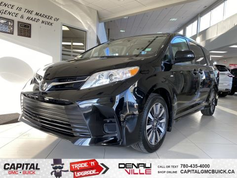Certified Pre-Owned 2019 Toyota Sienna LE AWD BRAND NEW TIRES PWR SLIDING DOOR HEATED SEAETS