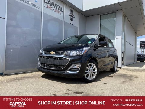 2019 Chevrolet Spark LT HB BACKUP CAM CAR PLAY & ANDROID AUTO